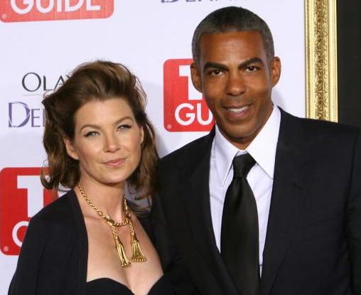 Ellen Pompeo, Chris Ivery Married