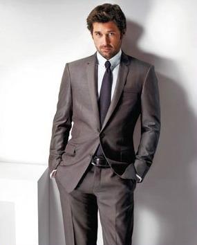 Patrick Dempsey Versace Ad #2