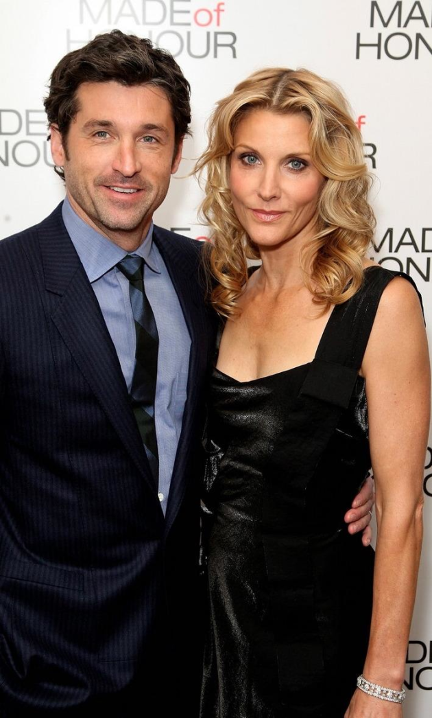 Patrick and Jillian Dempsey Photo