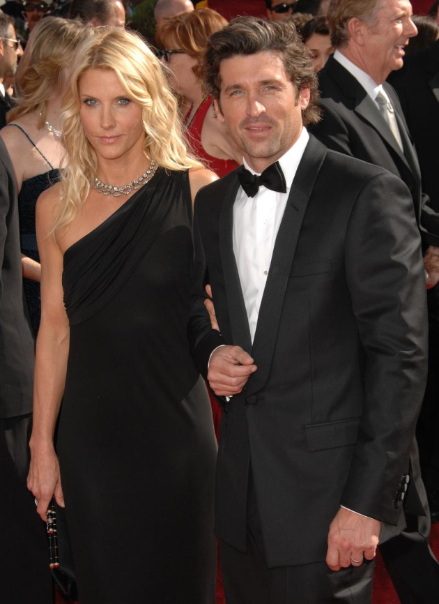 Patrick, Jillian Dempsey Photo