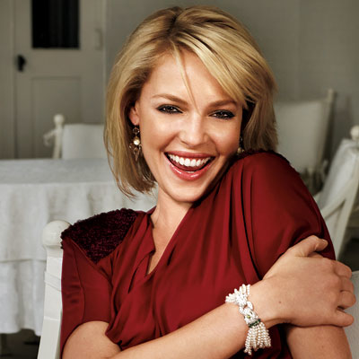 A Happy Heigl