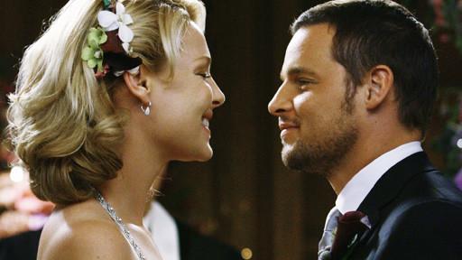 Mr. and Mrs. Alex Karev