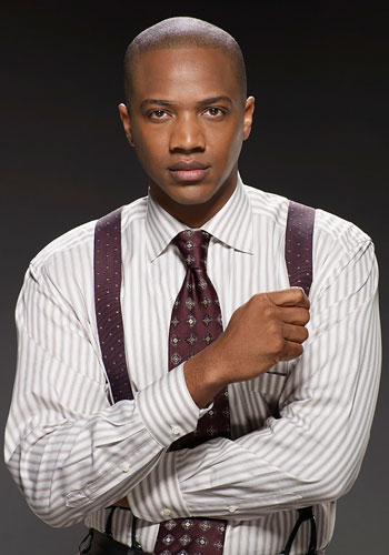 J. August Richards Picture