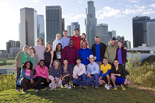The Amazing Race Cast Picture