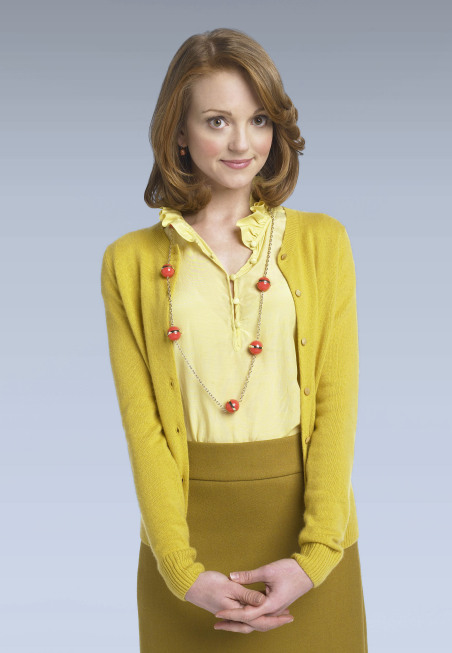Jayma Mays as Emma