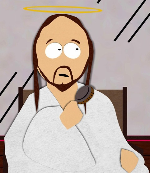 South Park Jesus