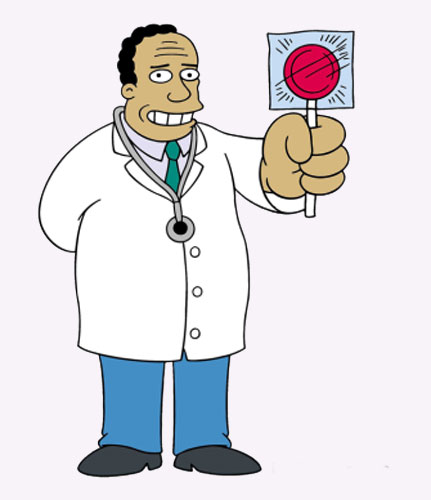 Dr. Hibbert Picture