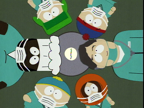 Cartman's Mom is STILL a Dirty Slut Picture