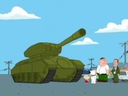 Peter's Tank