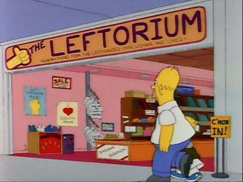 The Leftorium Picture