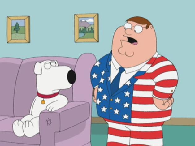 Peter Loves America