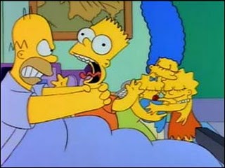 Homer Wakes Up