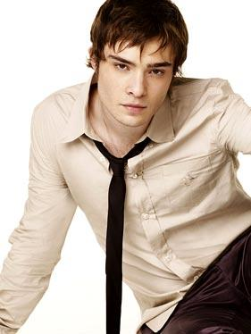 Ed Westwick Photograph