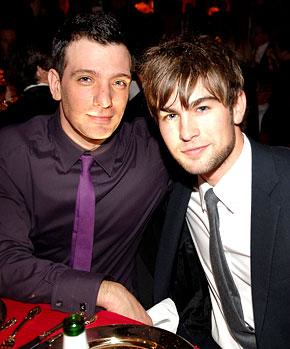 Chace Crawford, JC Chasez