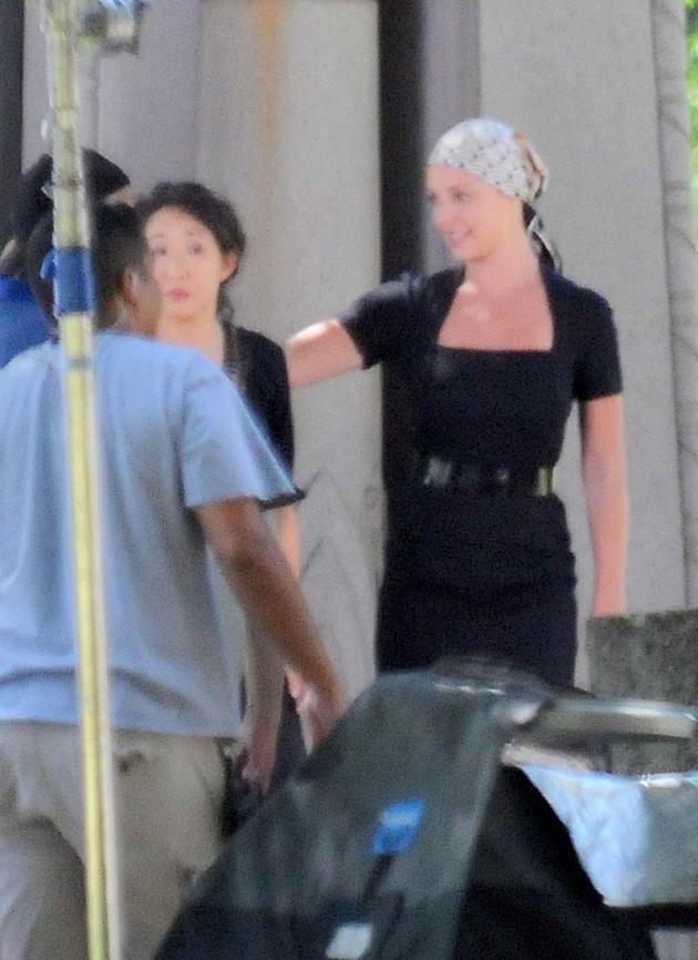 Katherine and Sandra