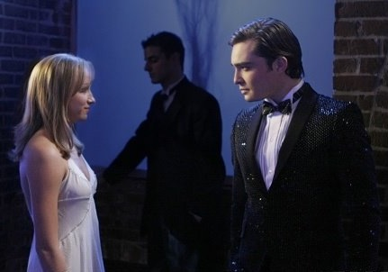 Nastia Liukin and Chuck Bass!