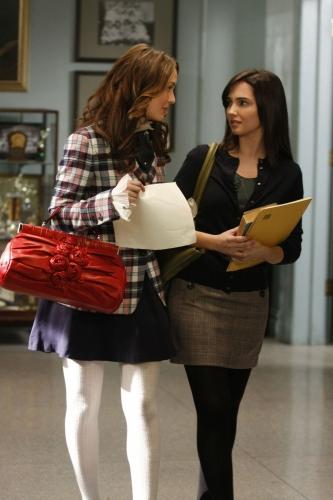 Blair and Rachel
