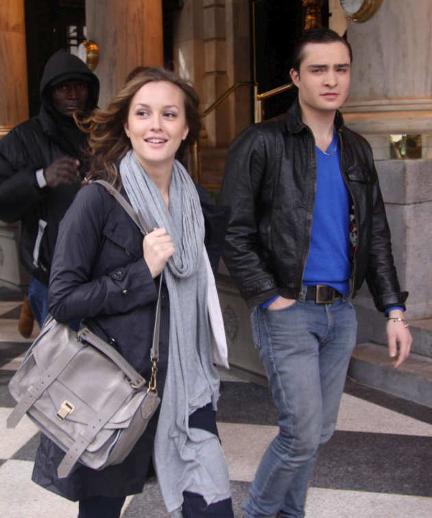 leighton meester and ed westwick dating 2011