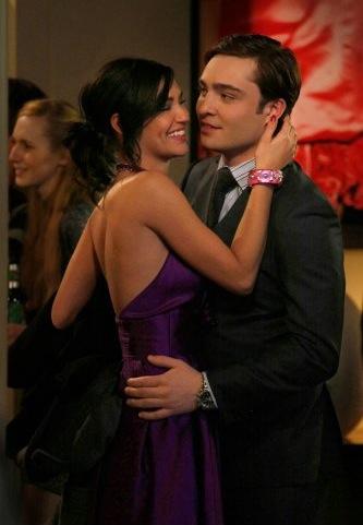 Vanessa and Chuck