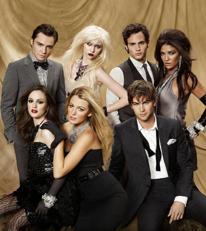 New Season 3 Gossip Girl Cast Pic
