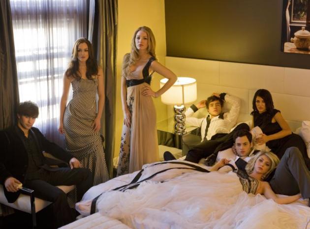Hot Gossip Girl Cast Picture