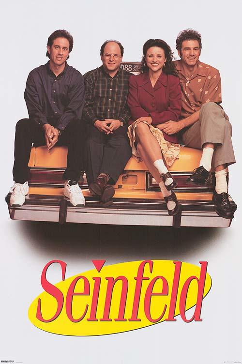 Seinfeld Poster