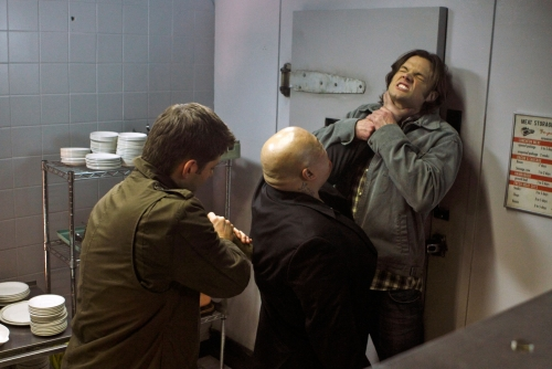 Sam, Strangled