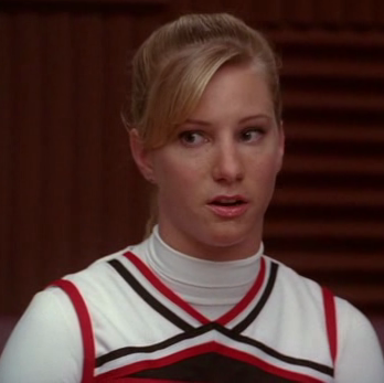 Brittany on Glee