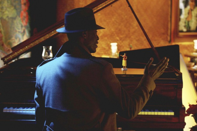Broyles at the Piano