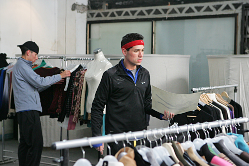Dan and Jordan Search For Clothes