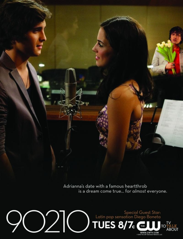 90210 May Sweeps Poster