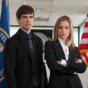 Covert Affairs Duo