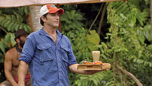 Probst Tempts the Survivors