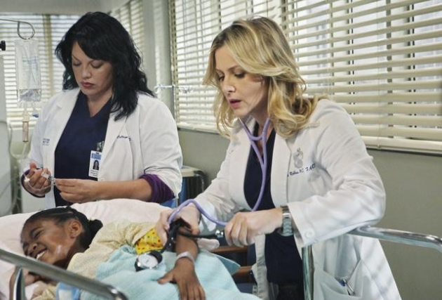 AZ and Callie in Action