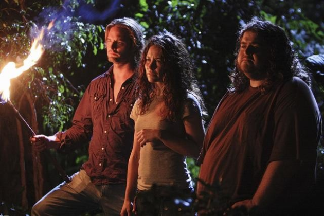 Sawyer, Kate and Hurley