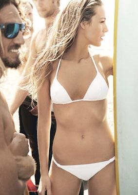 Blake Bikini Pic