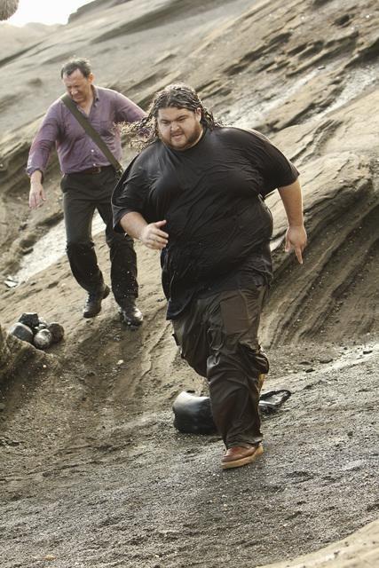 Run, Hurley!