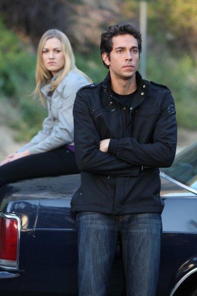 Chuck and Sarah Photo