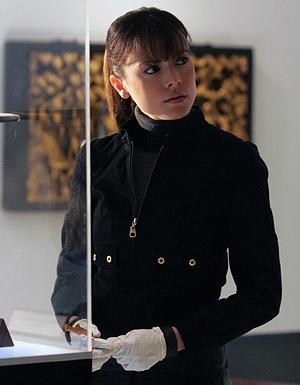 Liz Vassey on CSI