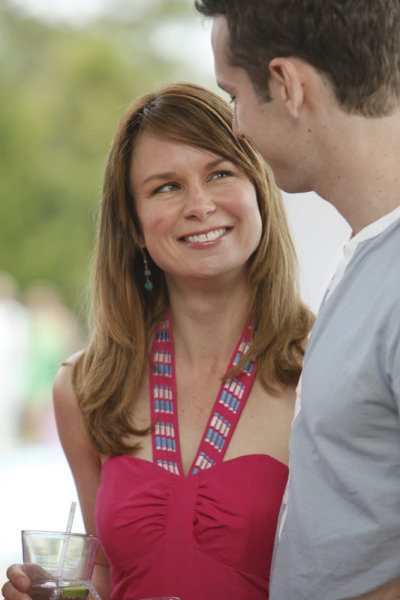 Mary Lynn Rajskub on Royal Pains
