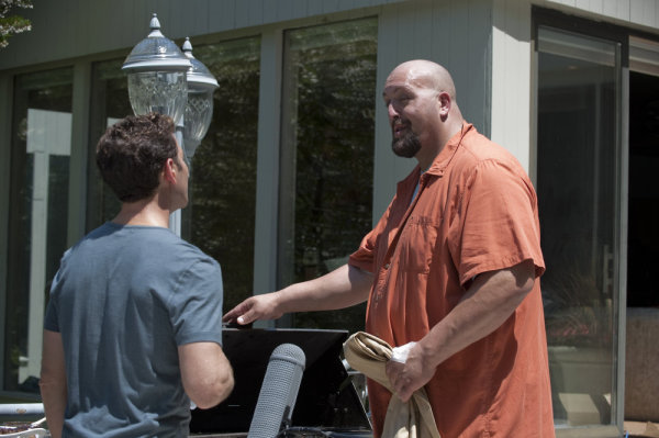 The Big Show on Royal Pains