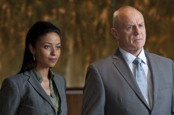 Alan Dale on Burn Notice