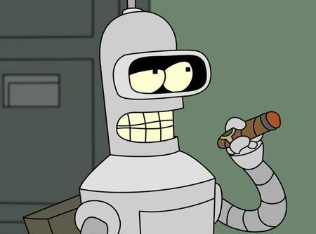 Bender Smoking