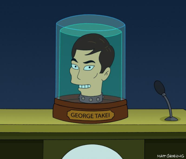 George Takei Returns