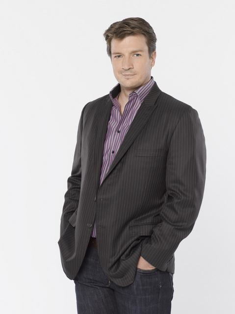 Nathan Fillion Promo Pic