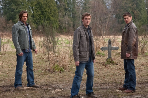 Fifth Season Finale Scene