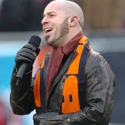 Daughtry Does National Anthem