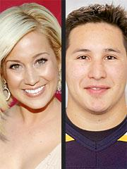 Kellie Pickler and Jordin Tootoo