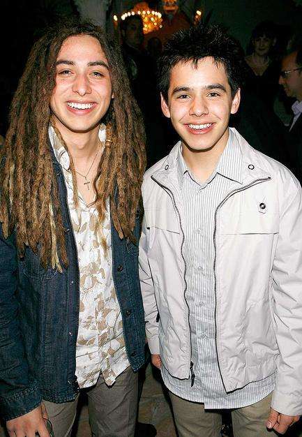 Jason Castro, David Archuleta