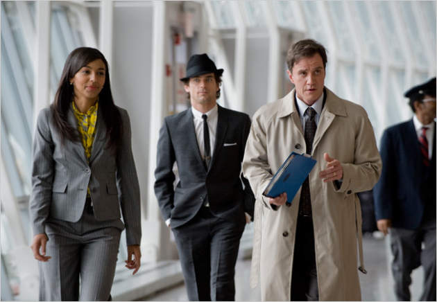 Marsha Thomason on White Collar